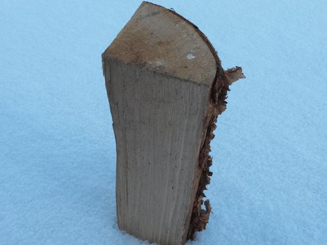 Holzscheit